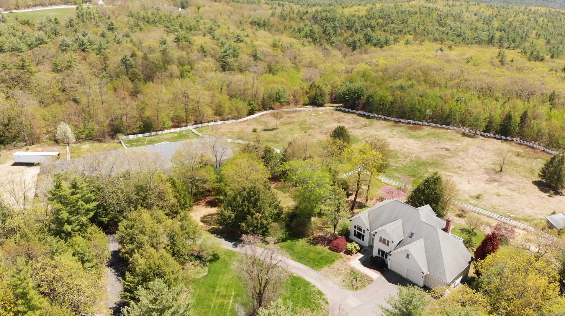 Amherst NH Horse Farm | Property