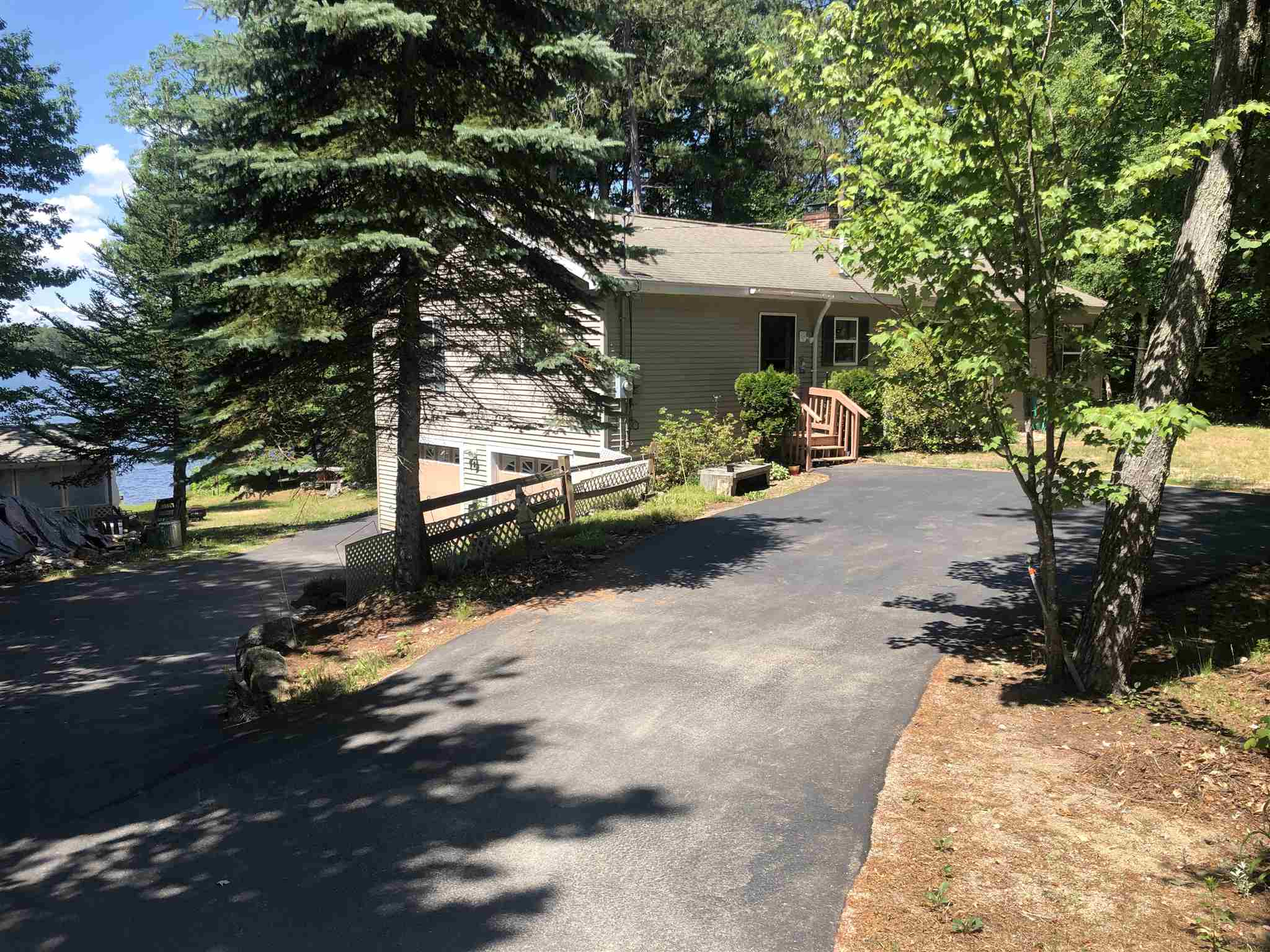 NEW DURHAM NH  Home for sale $424,900