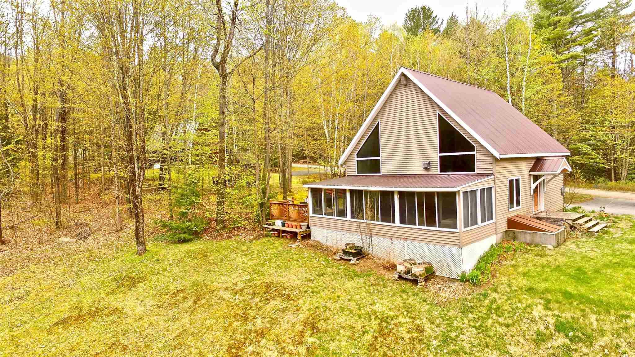 WEST WINDSOR VTHome for sale $$255,000 | $197 per sq.ft.