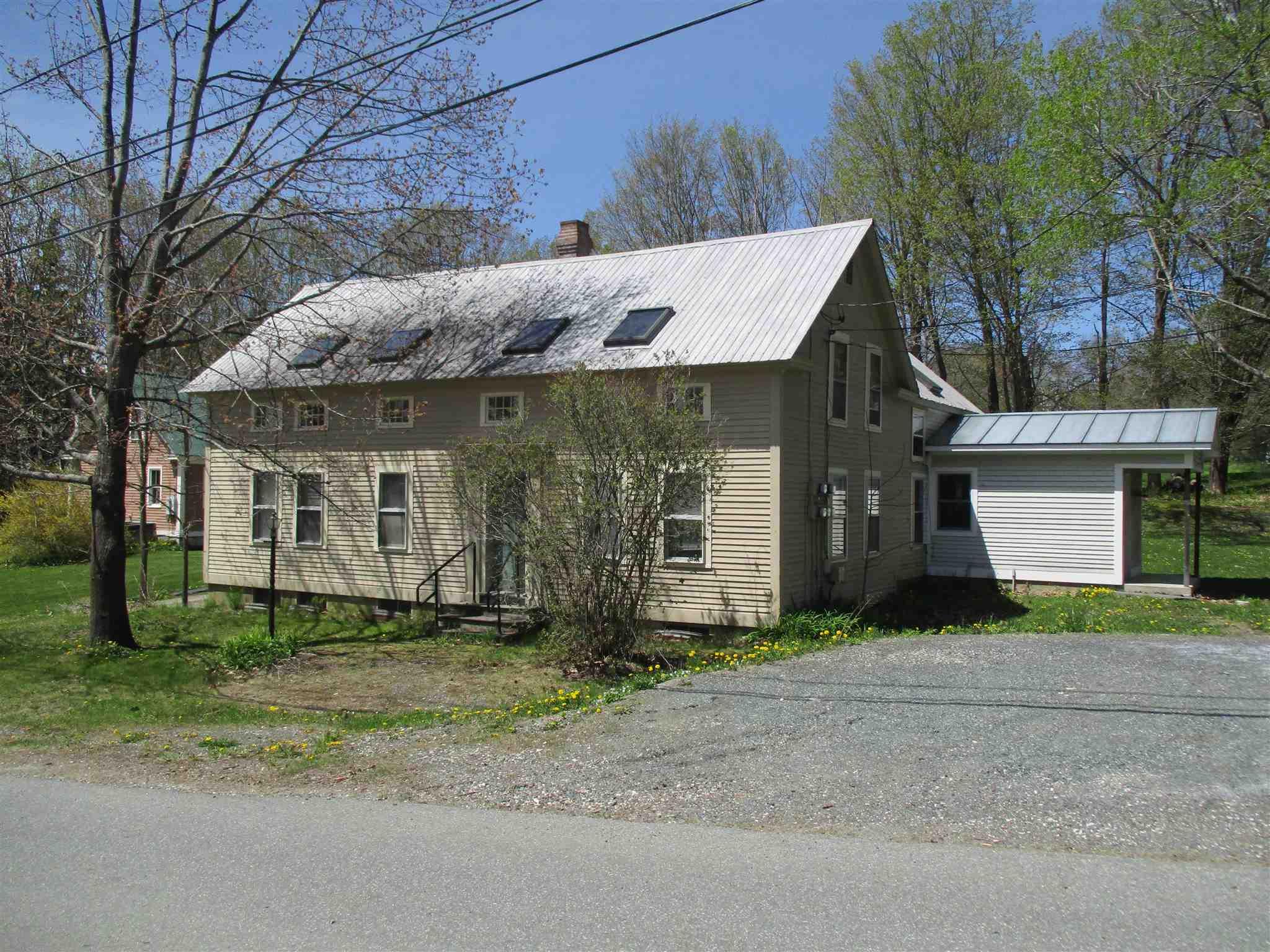 RANDOLPH VTMulti Family for sale $$209,000 | $76 per sq.ft.