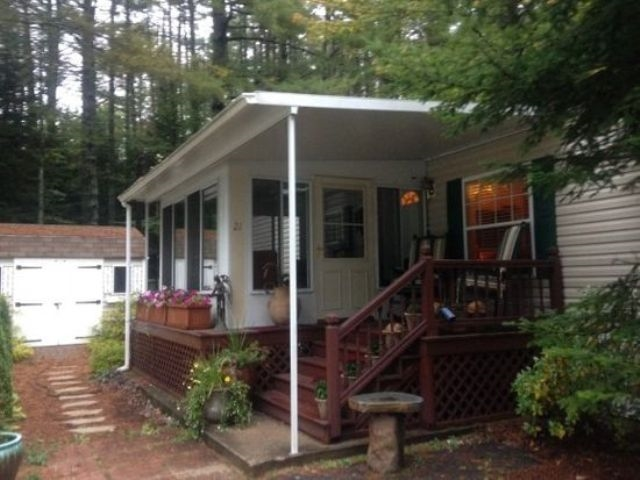 Franconia NHMobile/Manufacured Home for sale $List Price is $42,000