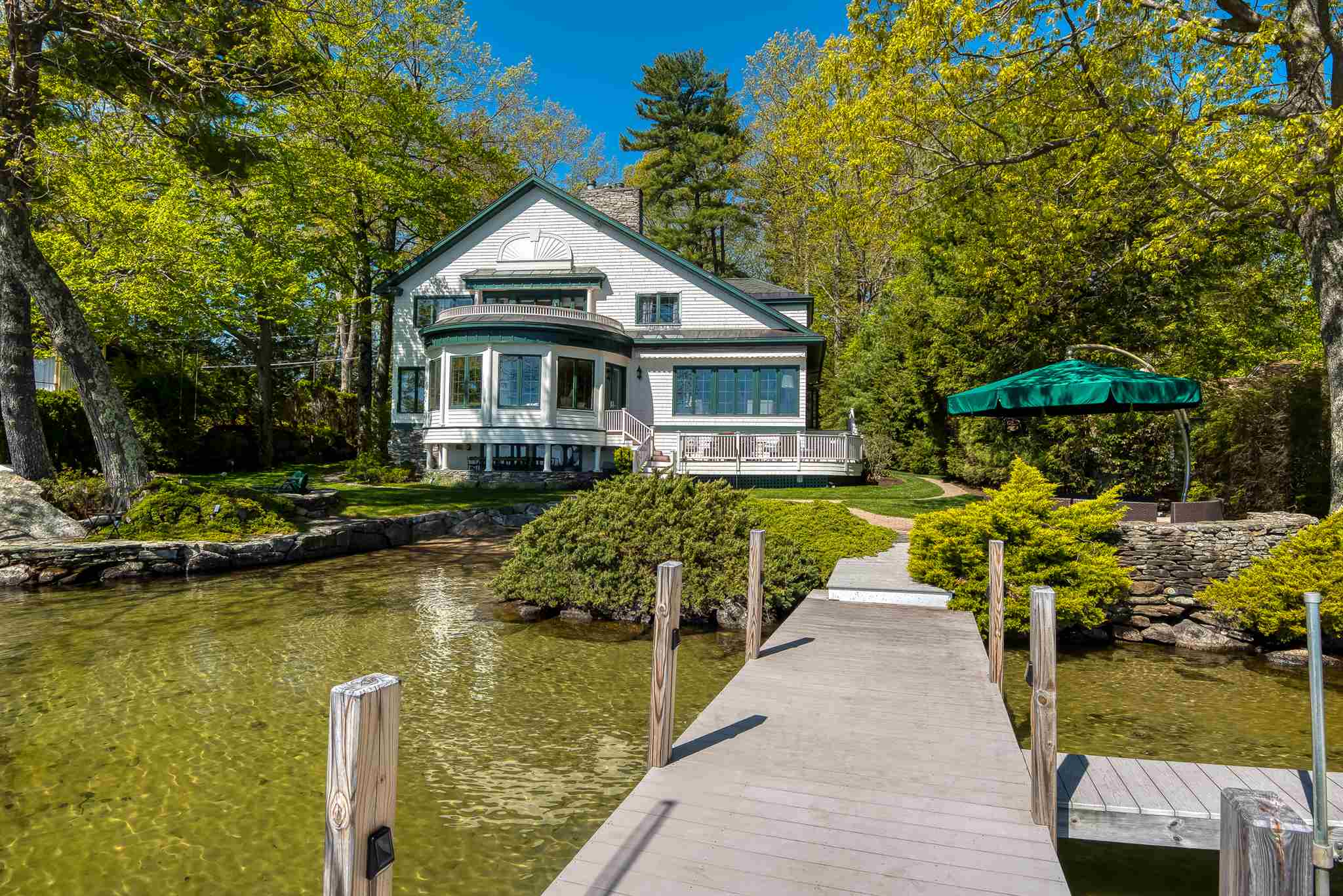 WOLFEBORO NH  Home for sale $2,400,000