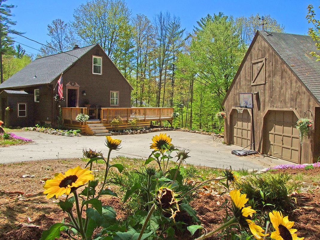 VILLAGE OF GILMANTON IRON WORKS IN TOWN OF GILMANTON NH Home for sale $262,400