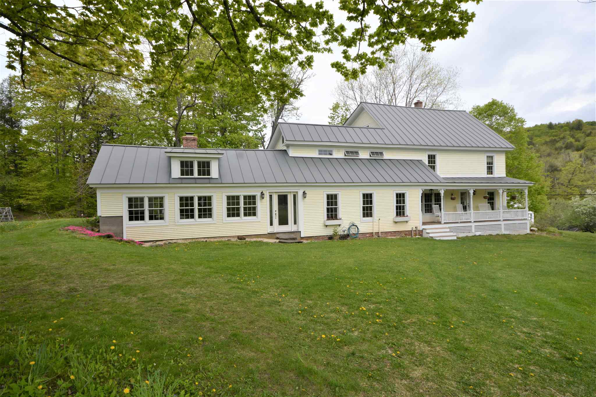 Woodstock VT Horse Farm | Property