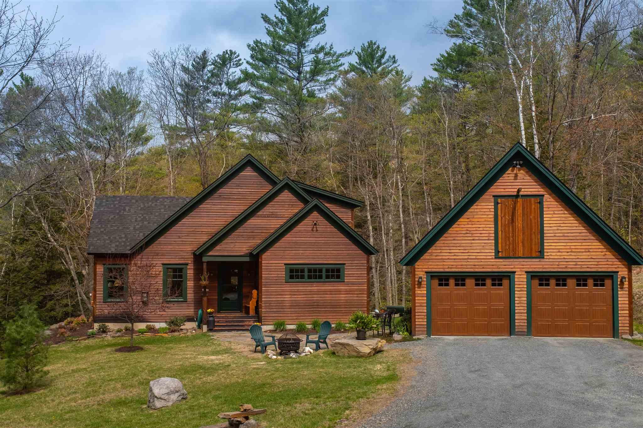 Quechee VT Home for sale $569,000