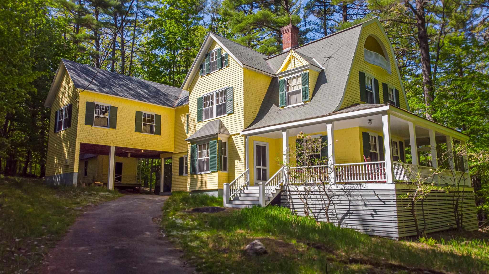 WOLFEBORO NH Home for sale $1,999,000