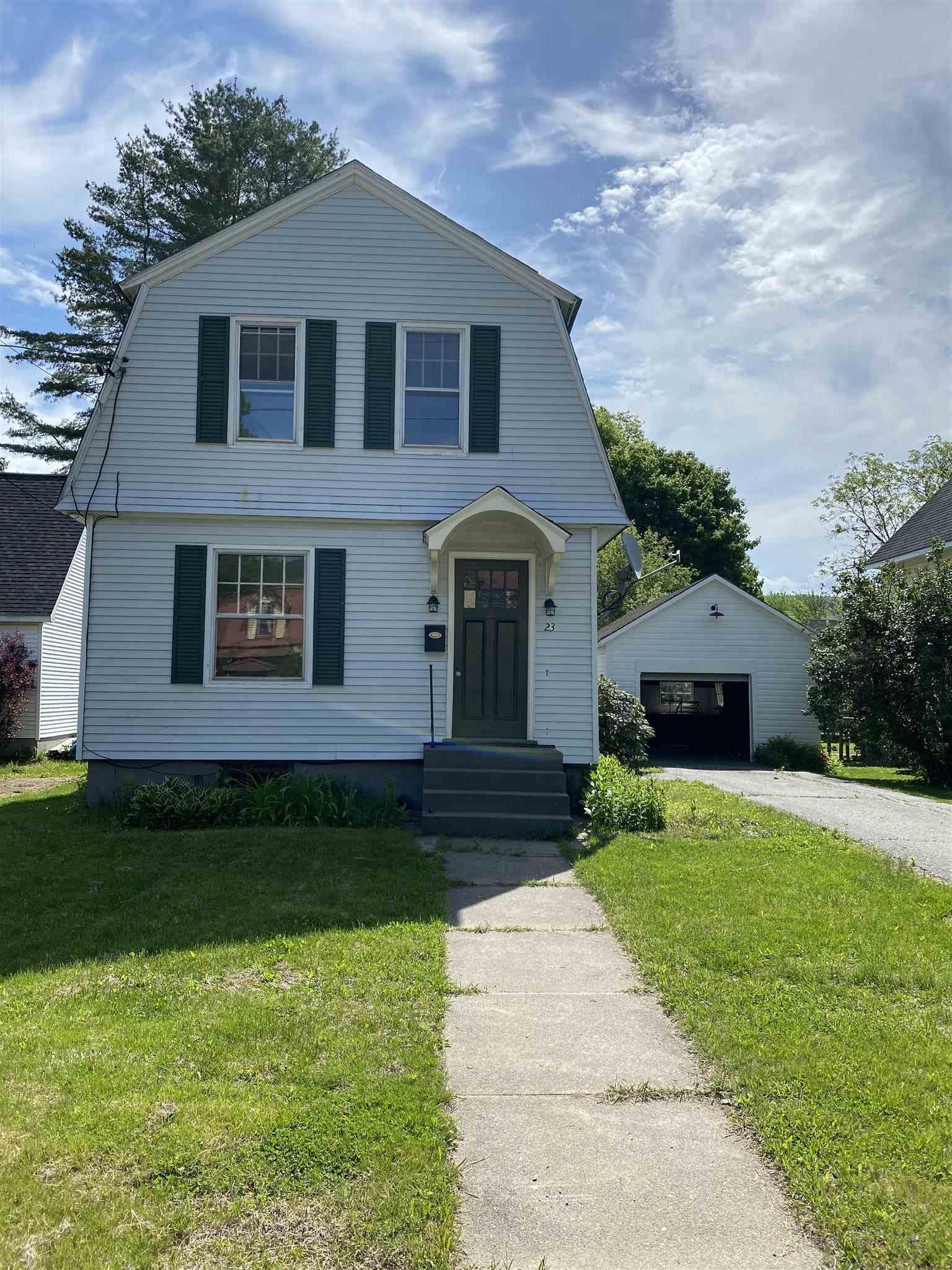 WINDSOR VTHome for sale $$189,000 | $148 per sq.ft.