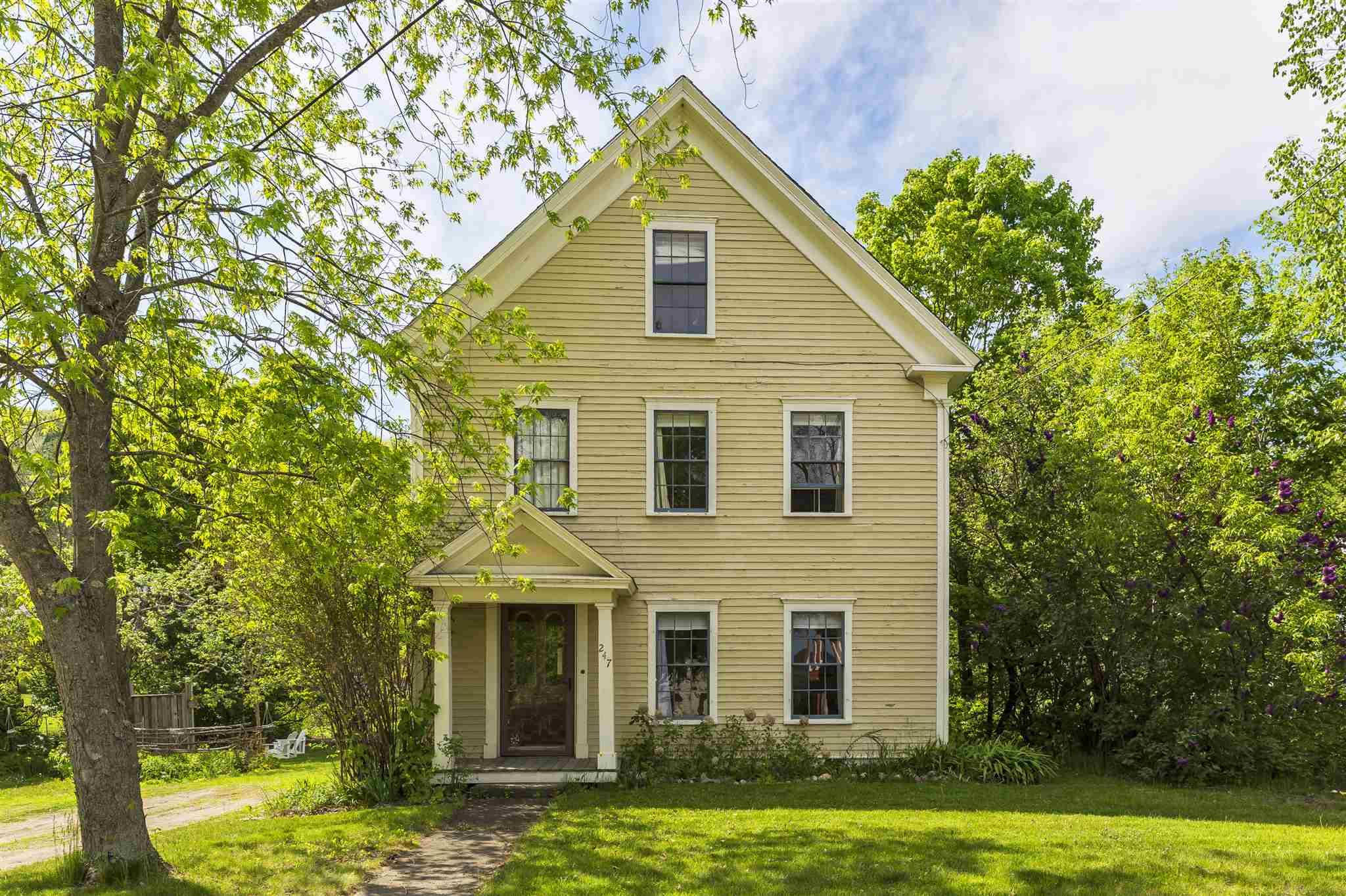 BRADFORD VTHome for sale $$200,000 | $85 per sq.ft.