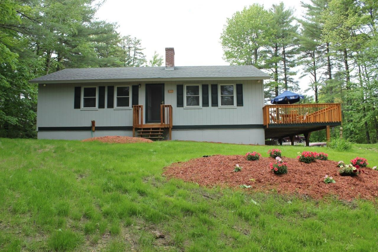 OSSIPEE NH Home for sale $275,000