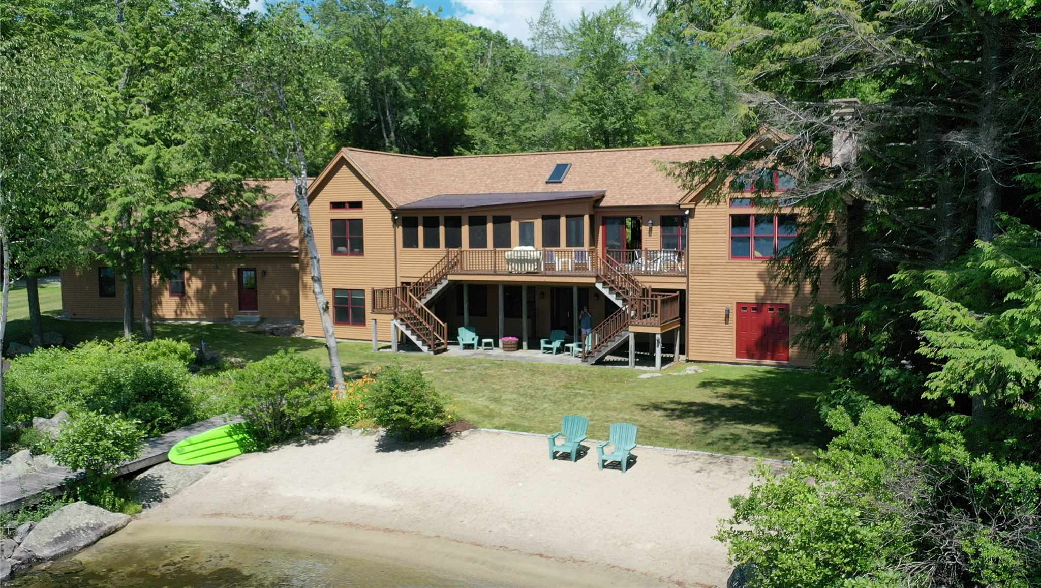 SUNAPEE NH Home for sale $$3,995,000 | $1,786 per sq.ft.
