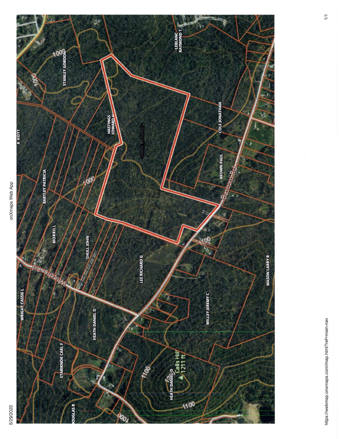 Newport NH 03773Land for sale $List Price is $229,000
