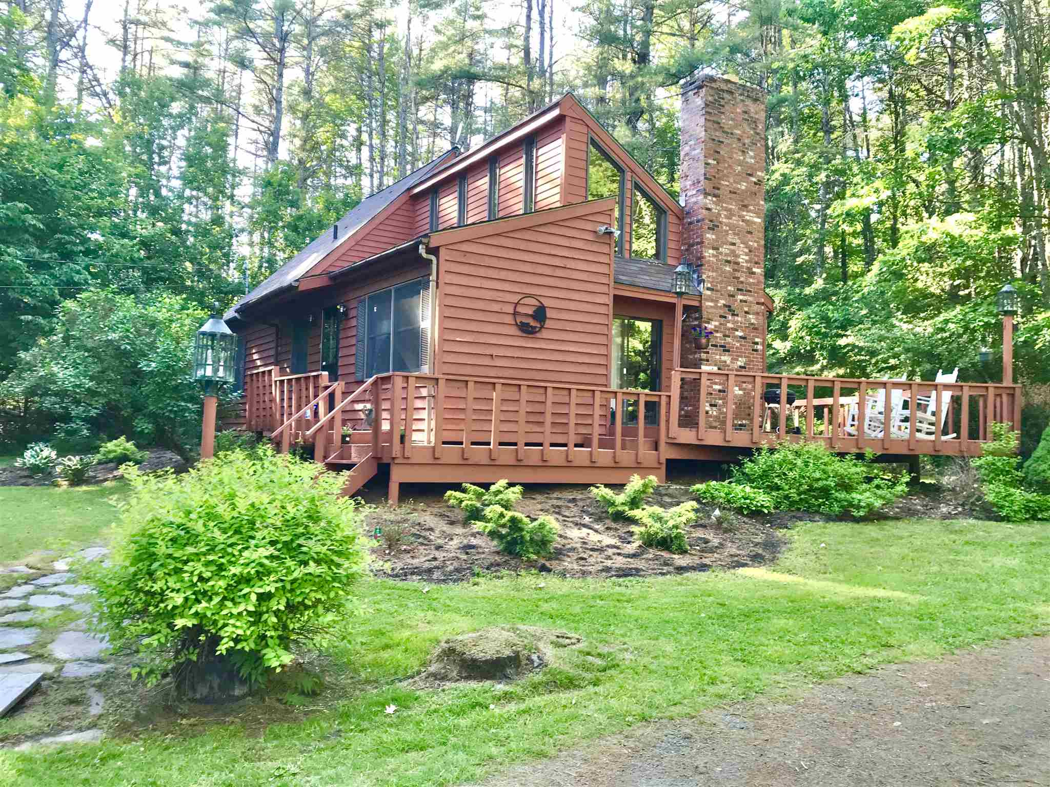 VILLAGE OF QUECHEE IN TOWN OF HARTFORD VT Hartford_VT for sale $Furnished Single Family For Lease: $1,800  with Lease Term