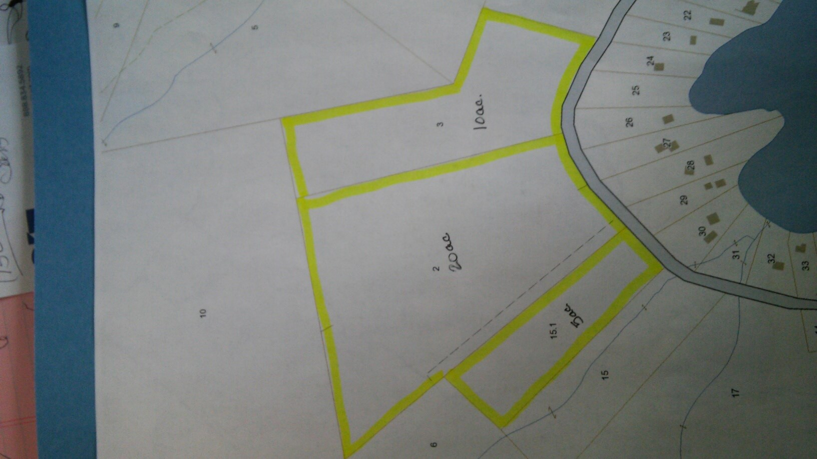 NEW DURHAM NH LAND  for sale $259,900