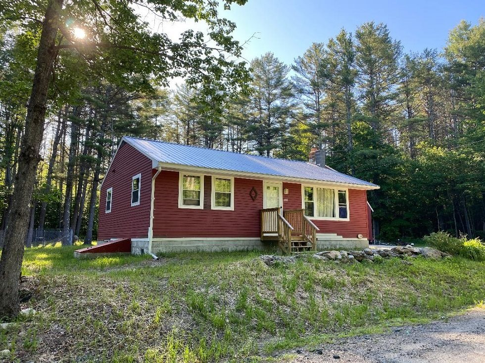 GRANTHAM NH Home for sale $$229,000 | $199 per sq.ft.