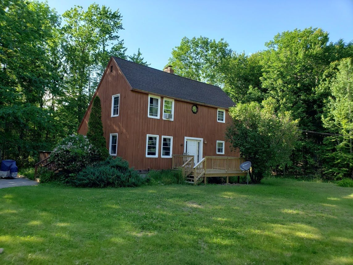 VILLAGE OF CENTER BARNSTEAD IN TOWN OF BARNSTEAD NH Home for sale $242,900