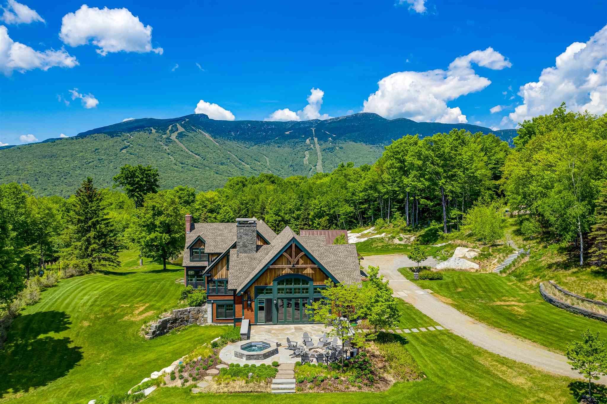Photo of 2060 Robinson Springs Road Stowe VT 05672