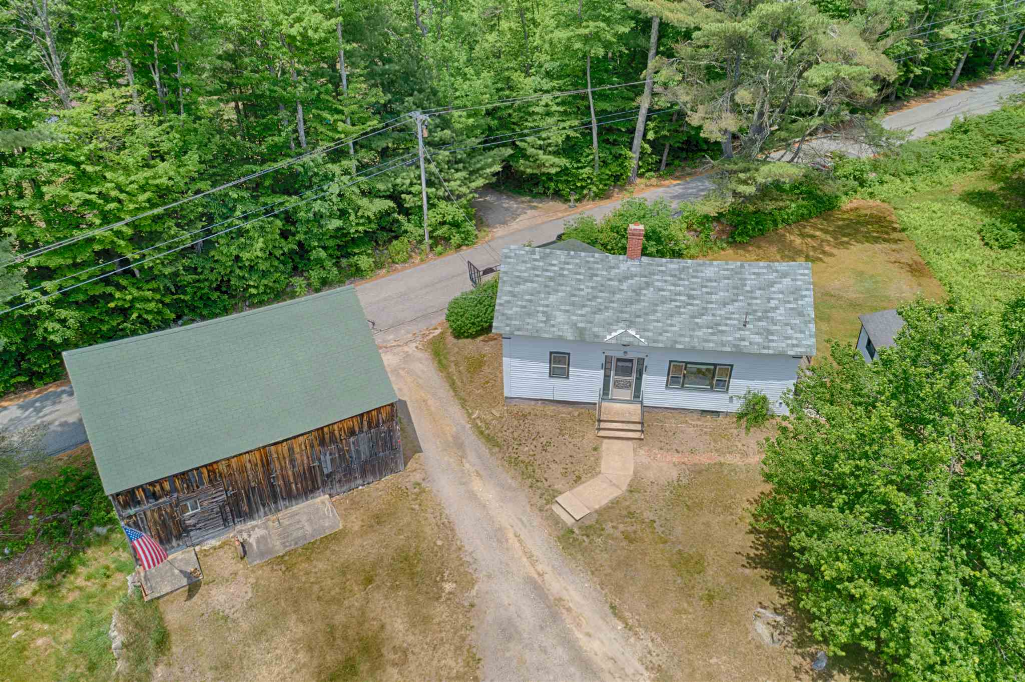 NEW DURHAM NH  Home for sale $195,000