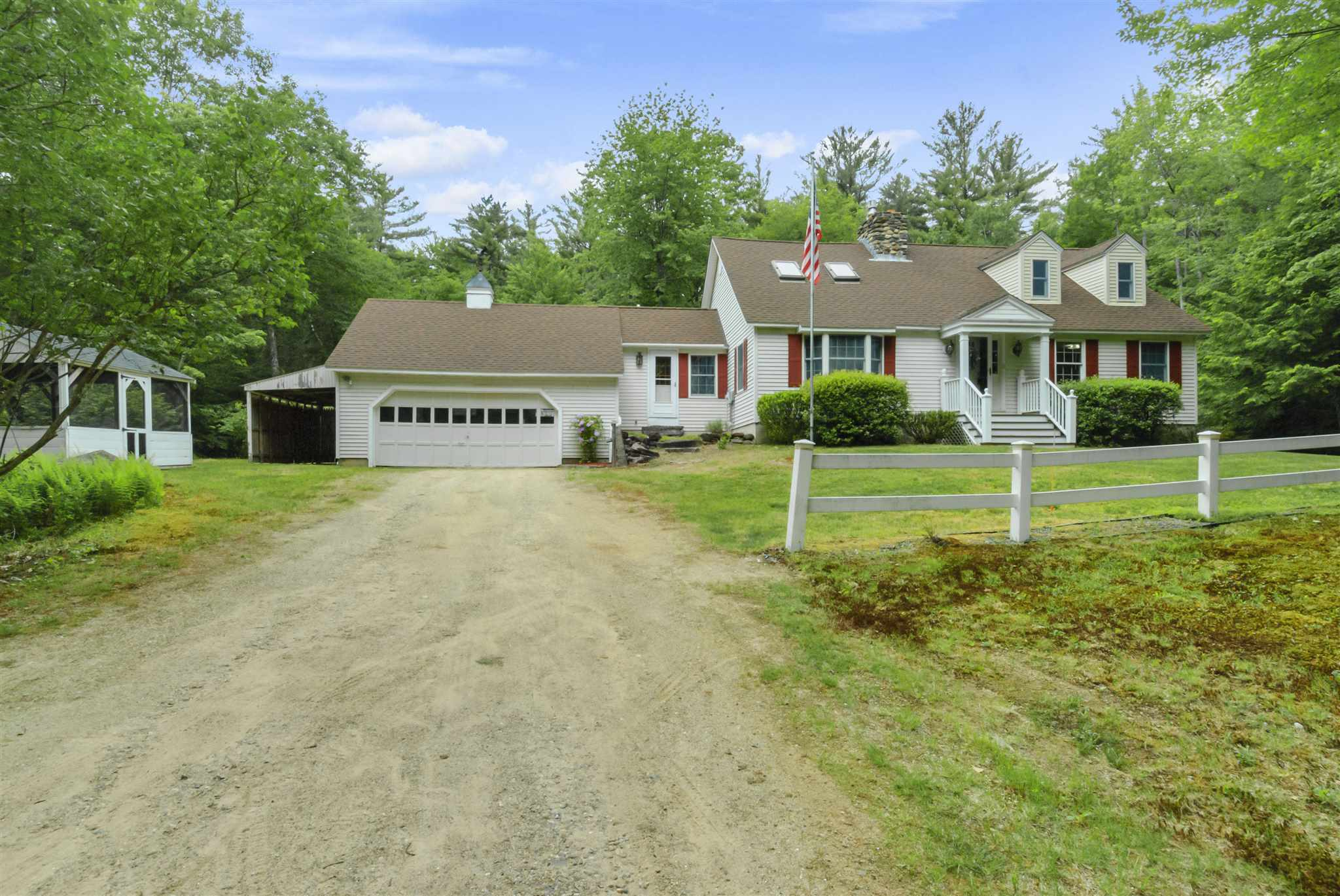 NEW DURHAM NH Home for sale $274,900