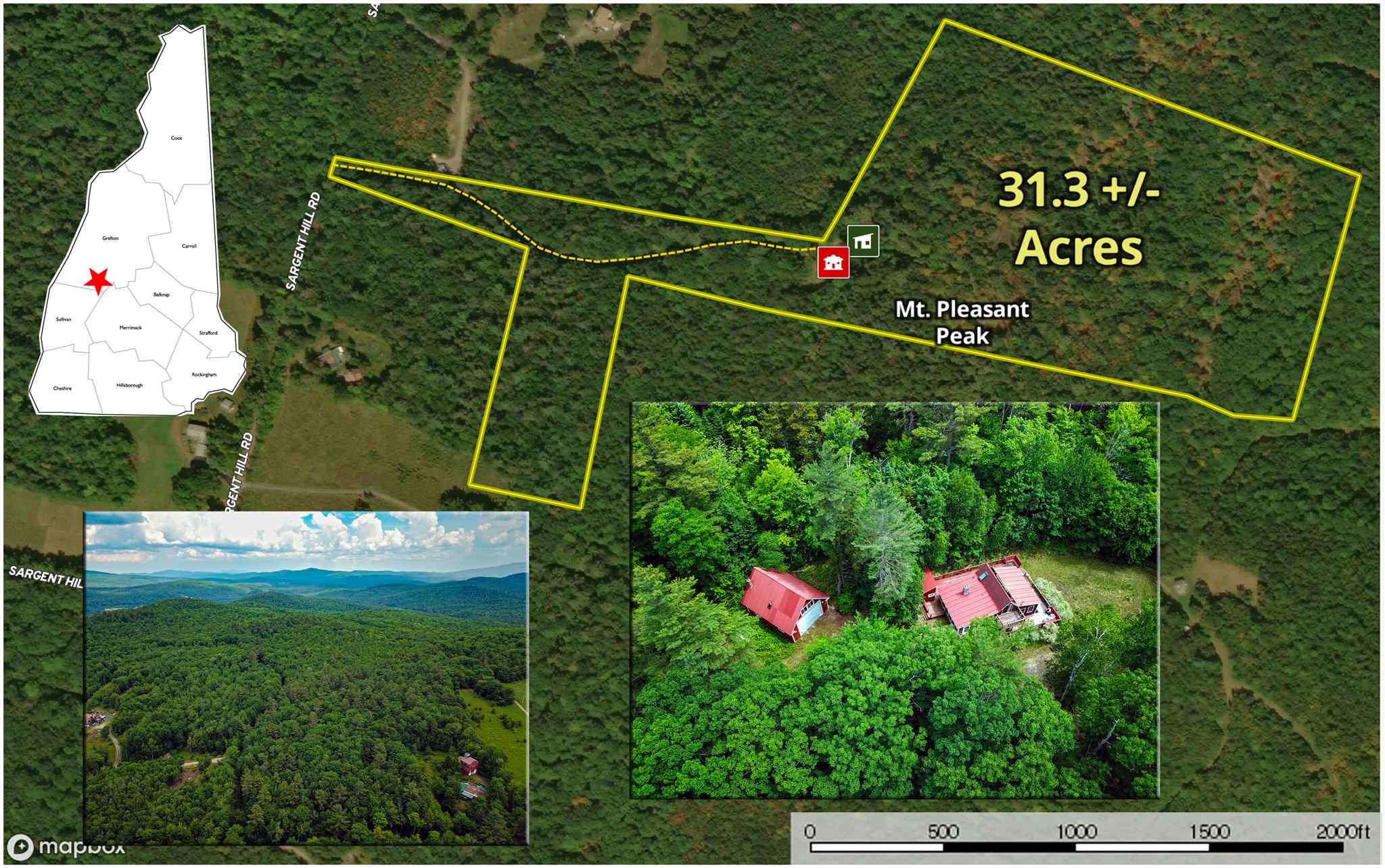 GRAFTON NH Home for sale $$249,000 | $208 per sq.ft.