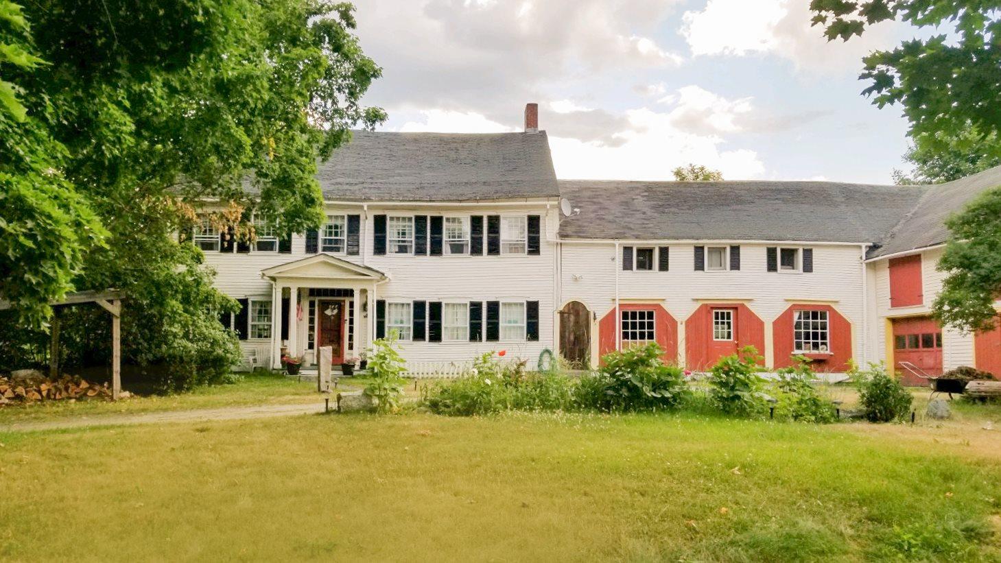 159 Doe Hill Road, Newbury, VT 05051