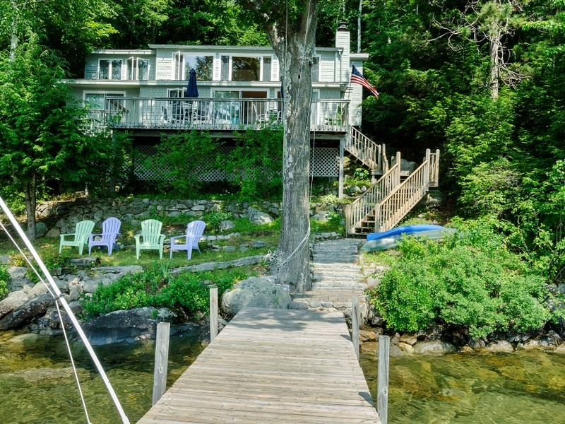 NEWBURY NH Home for sale $$1,395,000 | $718 per sq.ft.