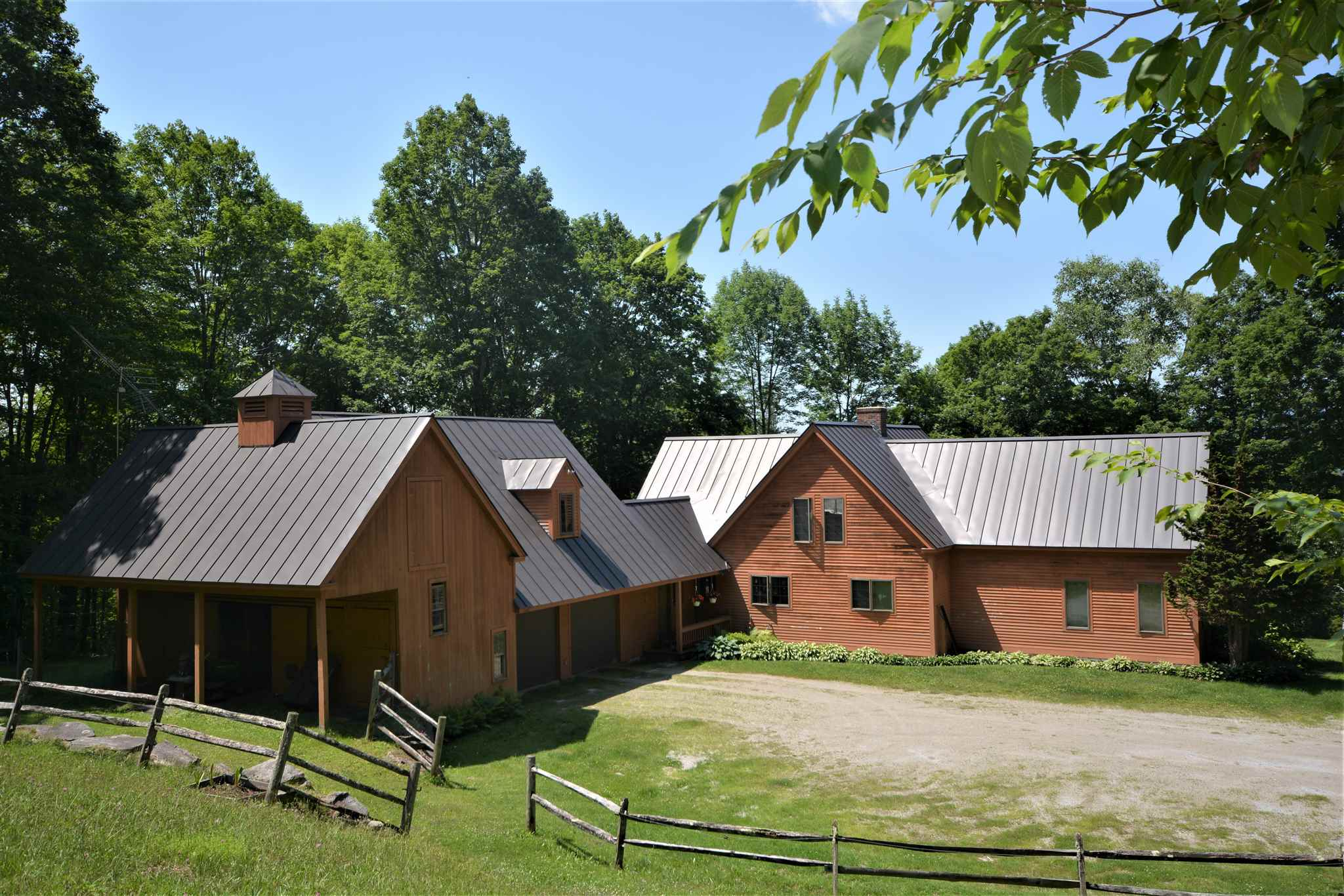 Bridgewater VT Horse Farm | Property