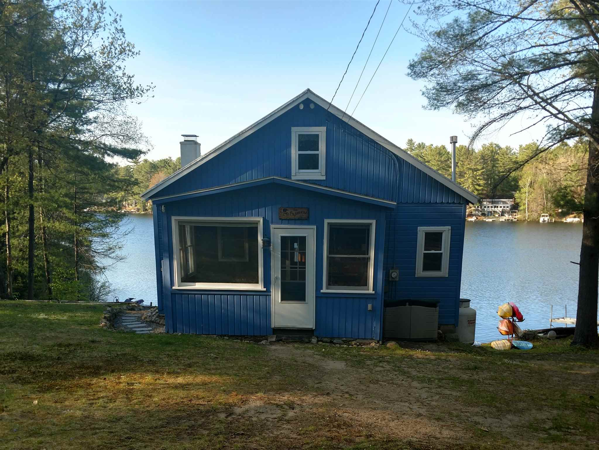 WAKEFIELD NH  Home for sale $409,500