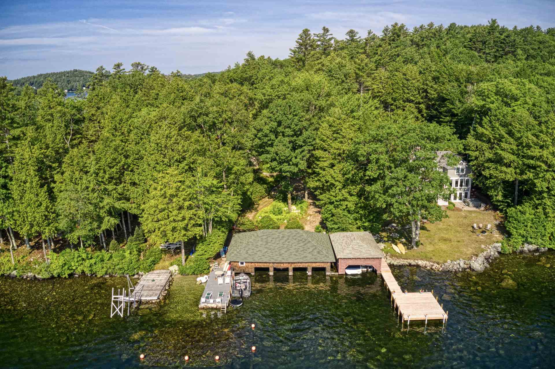 Photo of 111 Garnet Hill Road Sunapee NH 03782