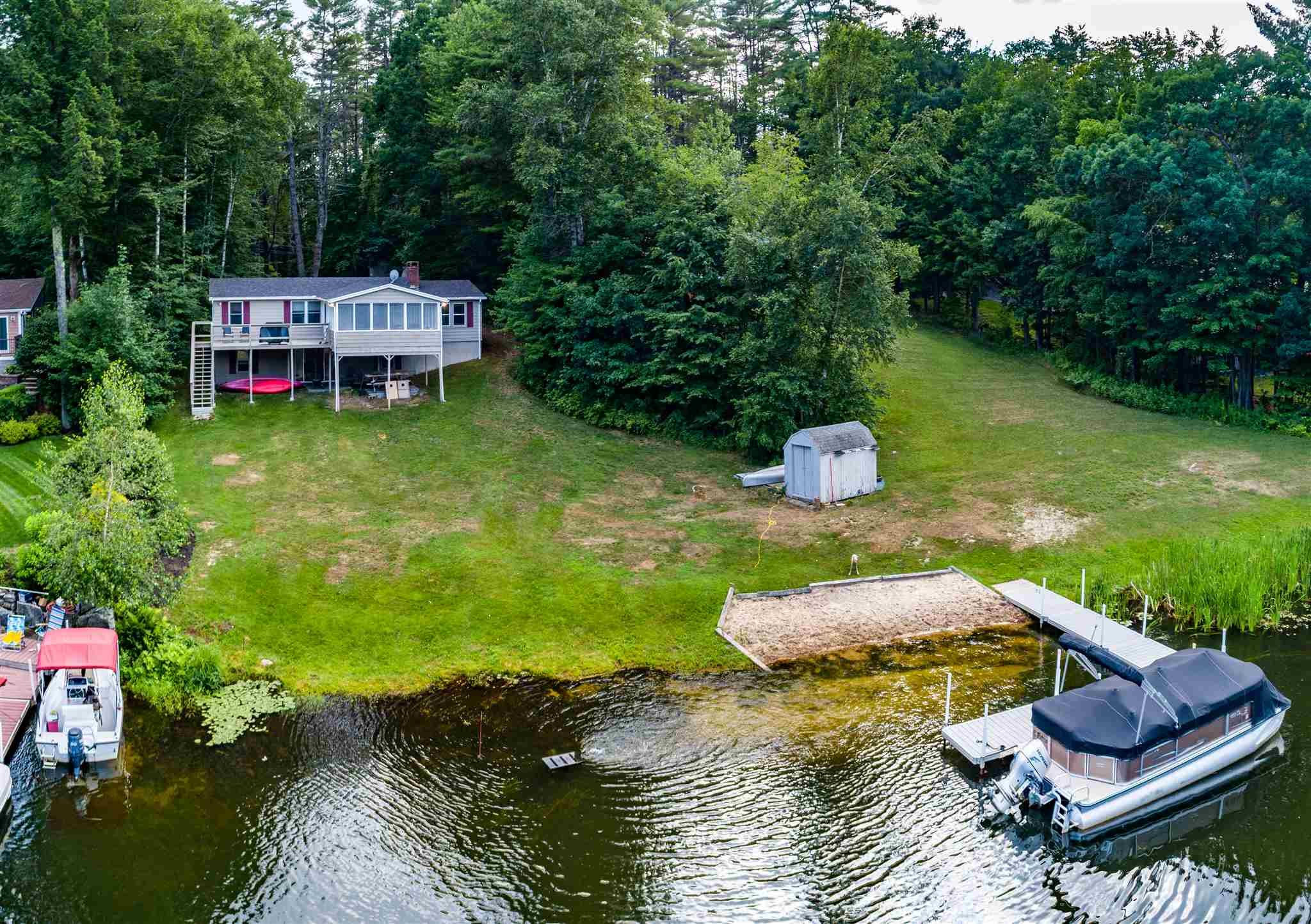MLS 4815282: 119 Krainewood Drive, Moultonborough NH