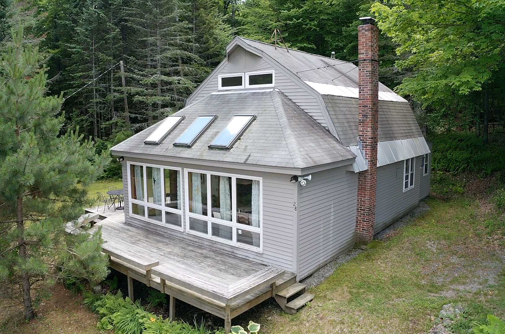 image of Newbury NH Home | sq.ft. 1104
