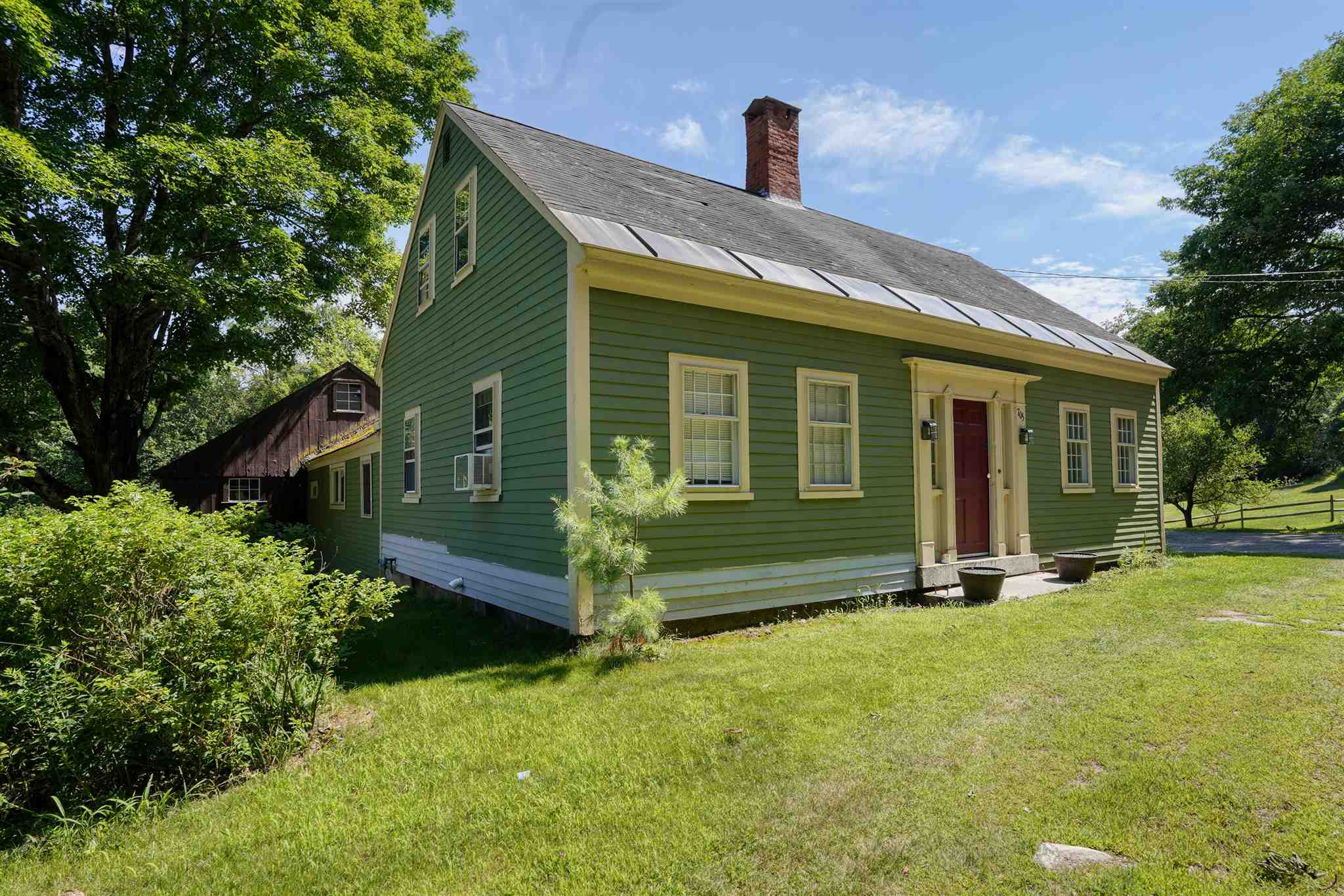 MLS 4821611: 705 NH Route 119 W, Fitzwilliam NH
