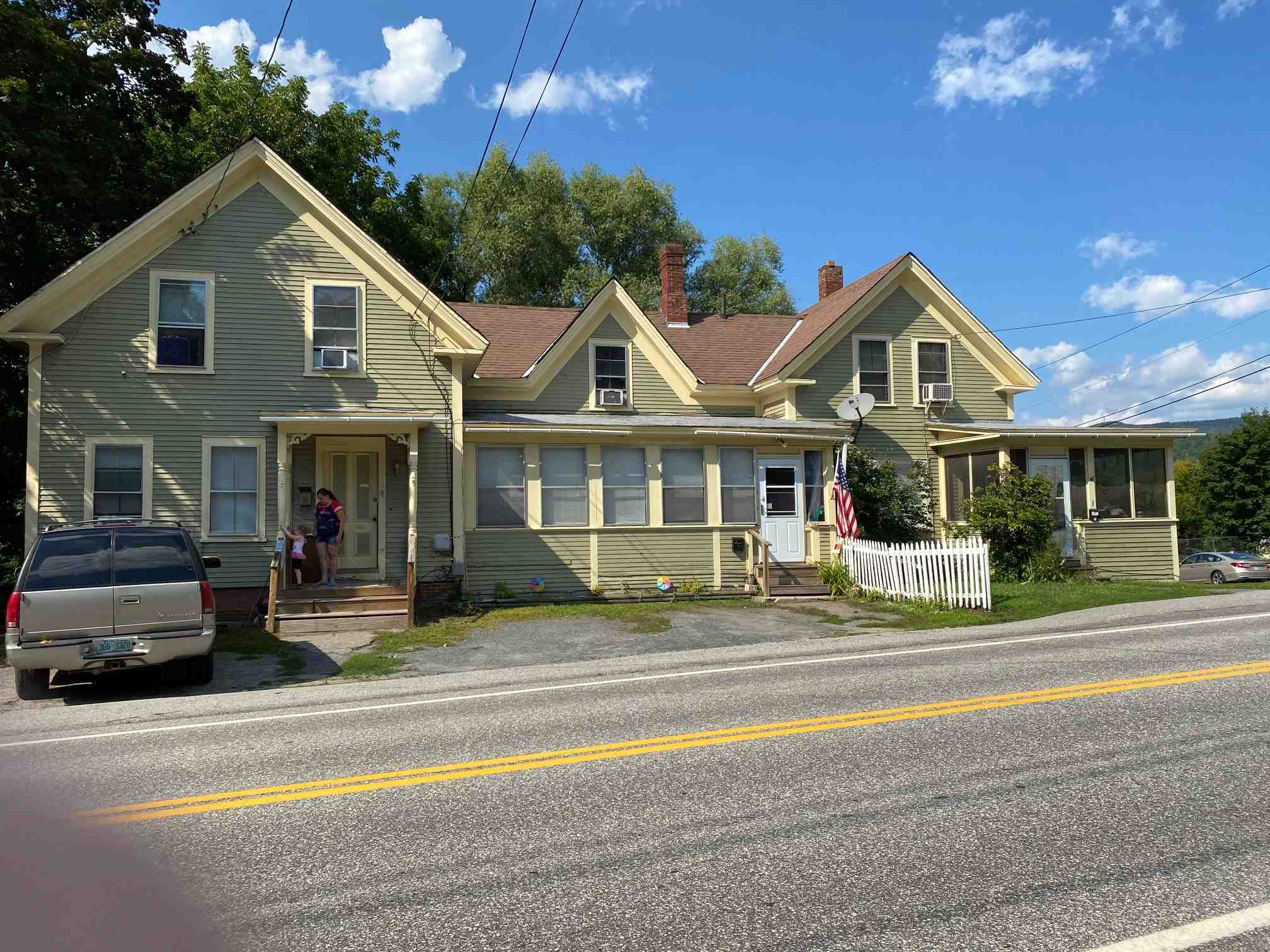 Claremont NH 03743 Multi Family for sale $List Price is $110,000