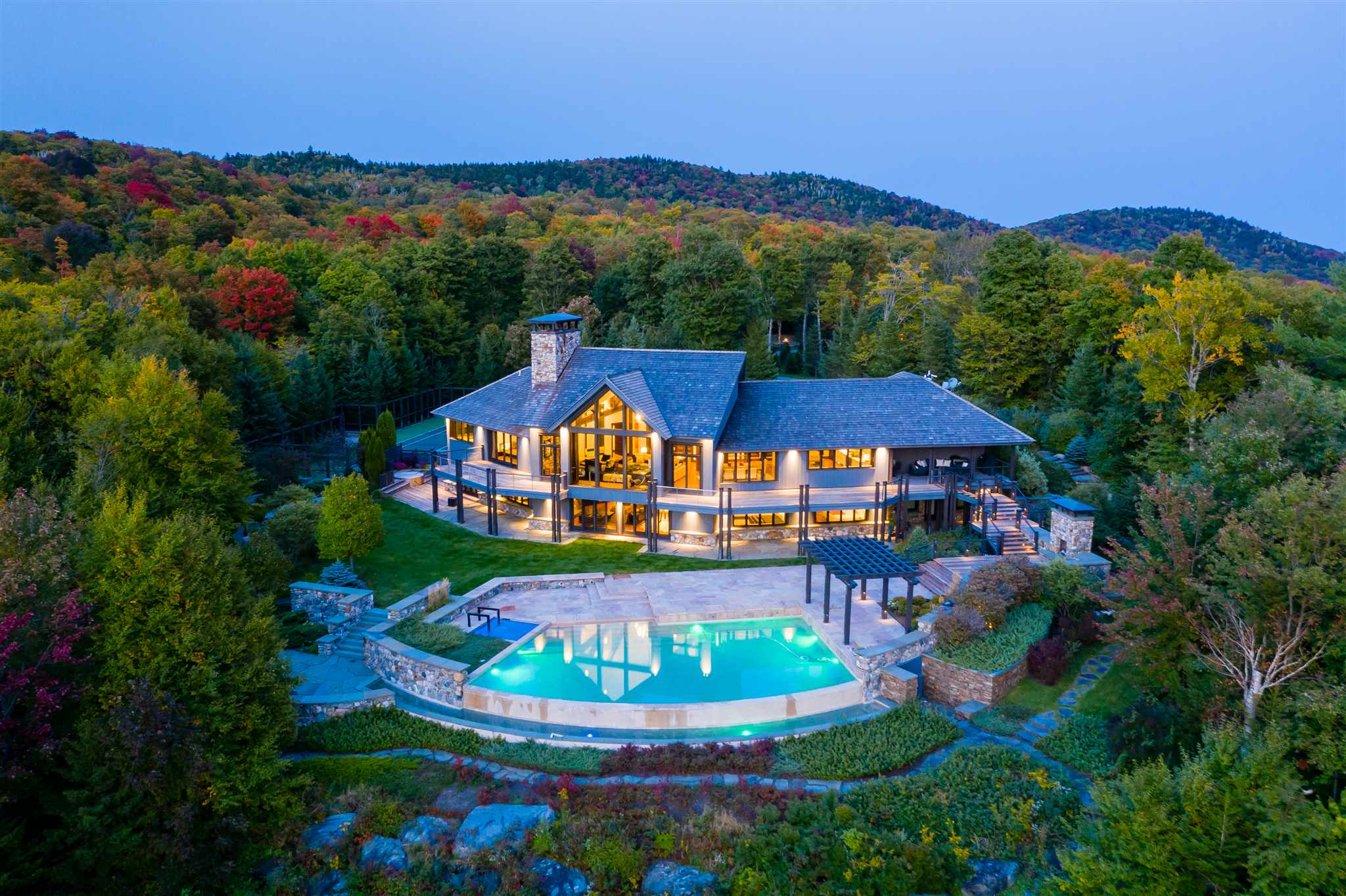 Photo of 2684 Robinson Springs Road Stowe VT 05672