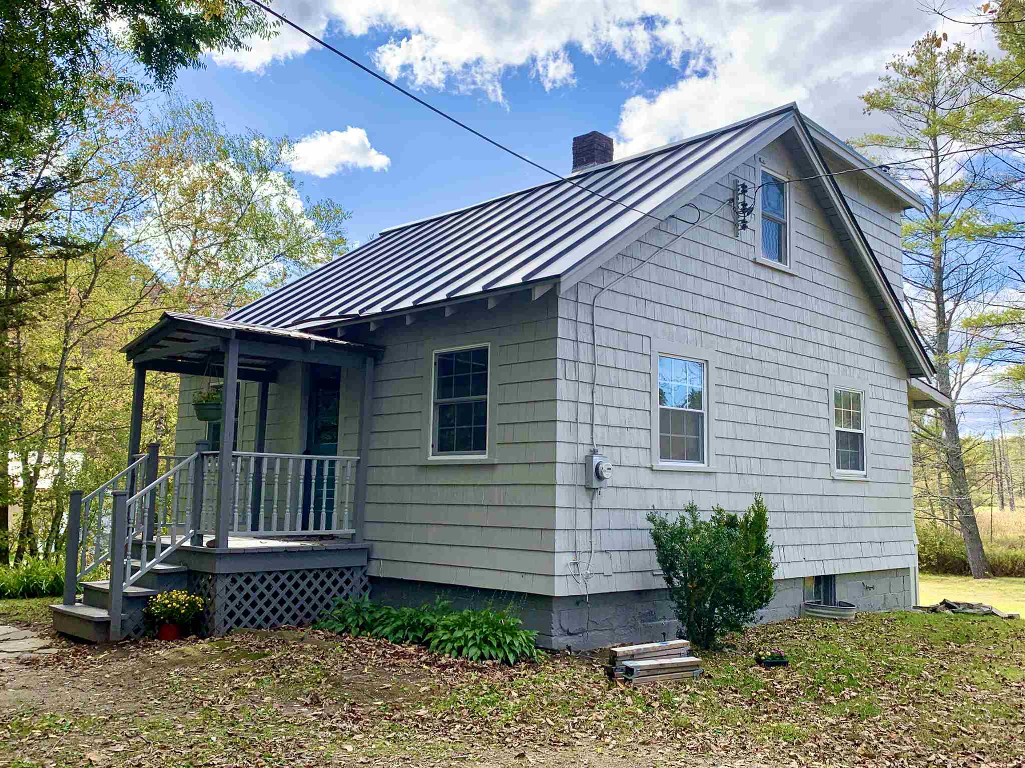 Village of Perkinsville in Town of Weathersfield VT  05030Home for sale $List Price is $175,000