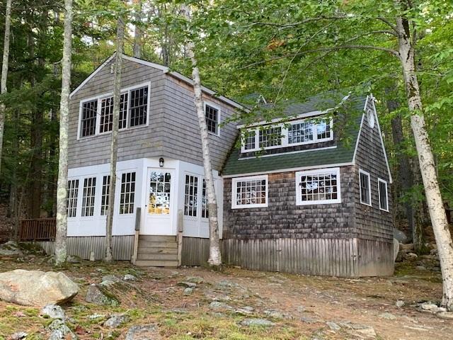 Tuftonboro NH Lake Winnipesaukee waterfront home for sale