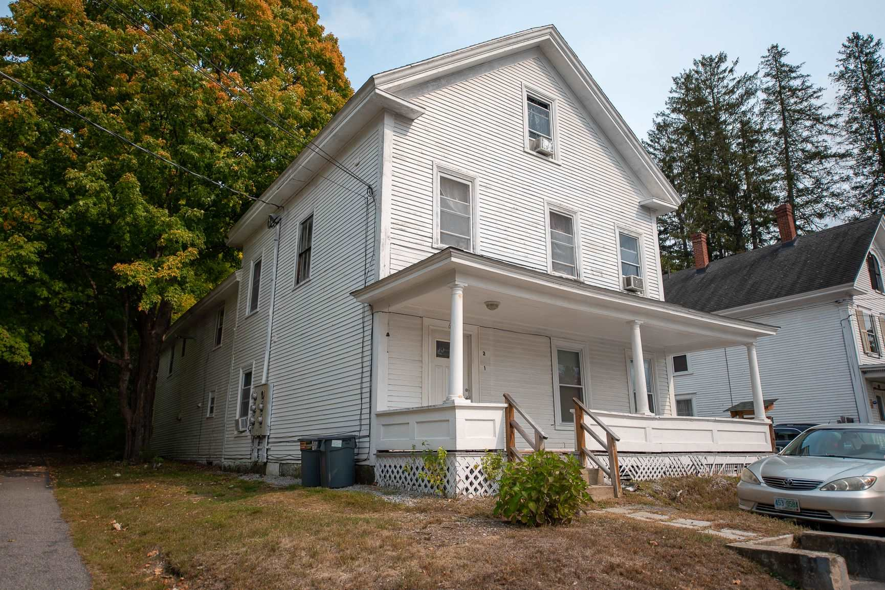 MLS 4832862: 66 School Street, Bristol NH