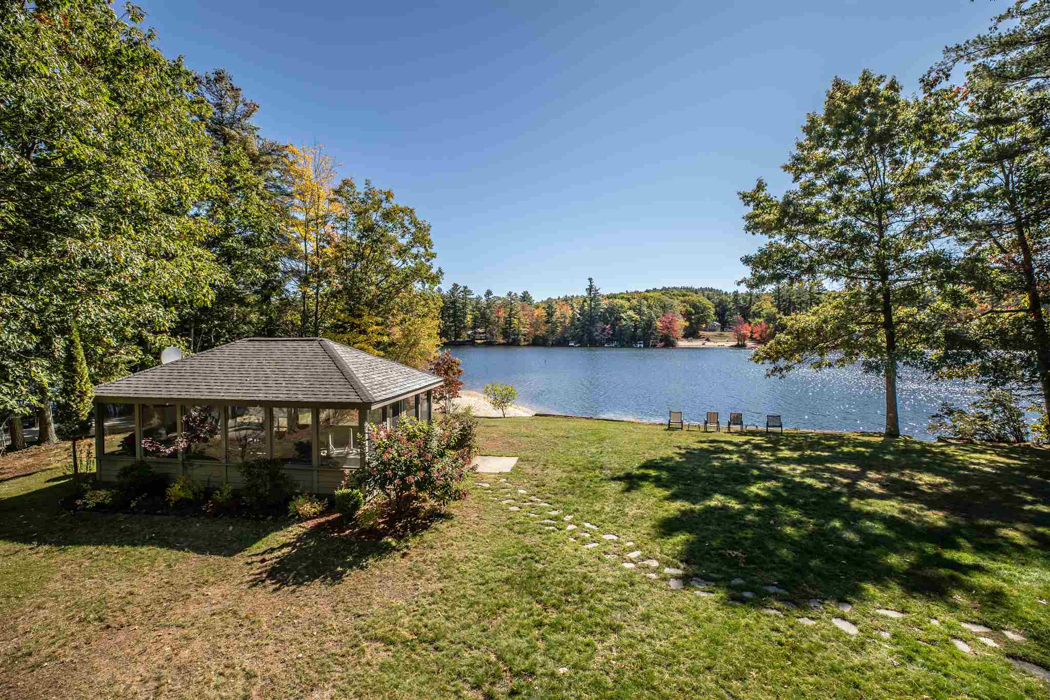MLS 4833377: 20 Browns Point Road, Rindge NH