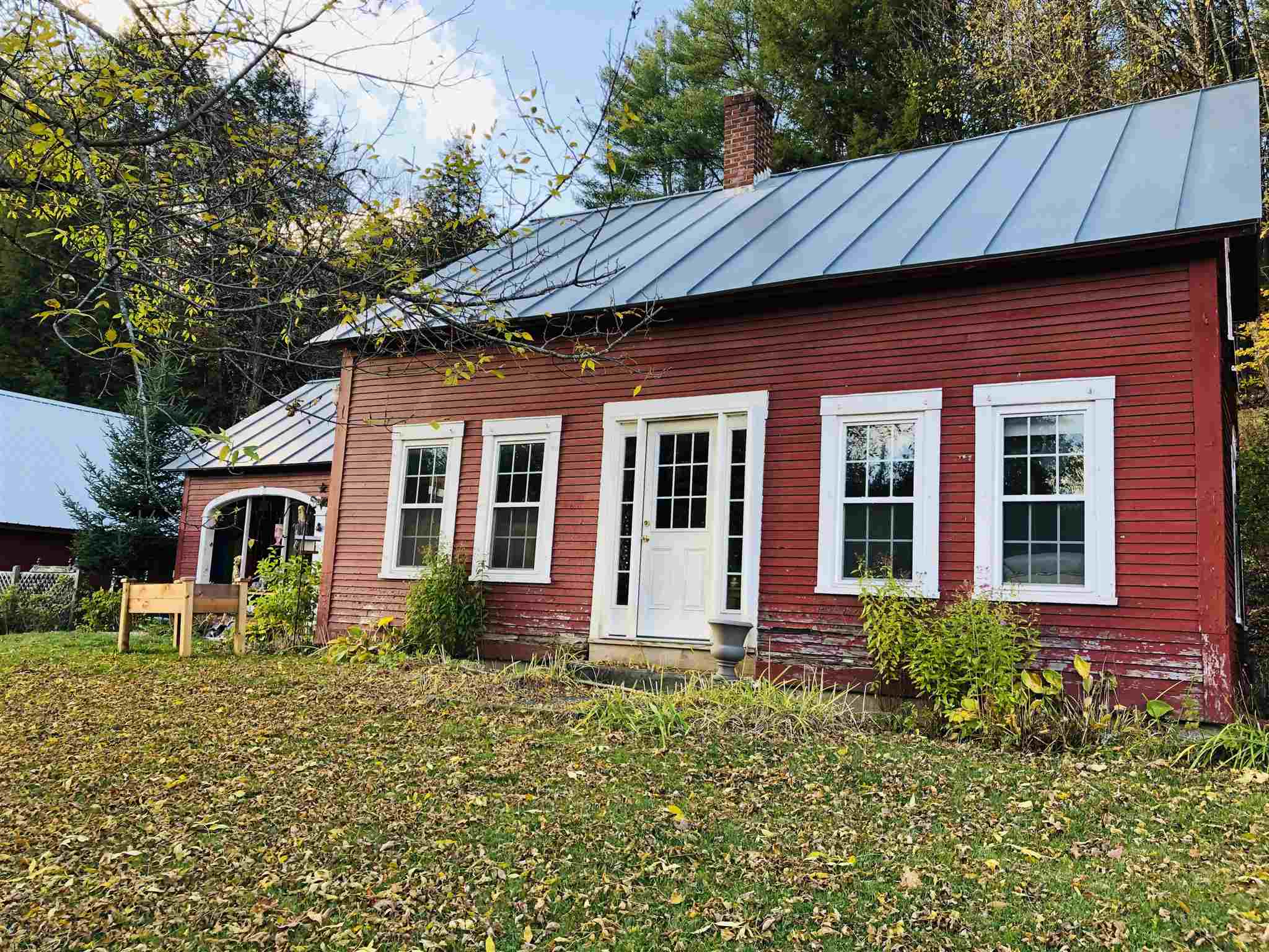 MLS 4833944: 100 Route 132 Road, Strafford VT
