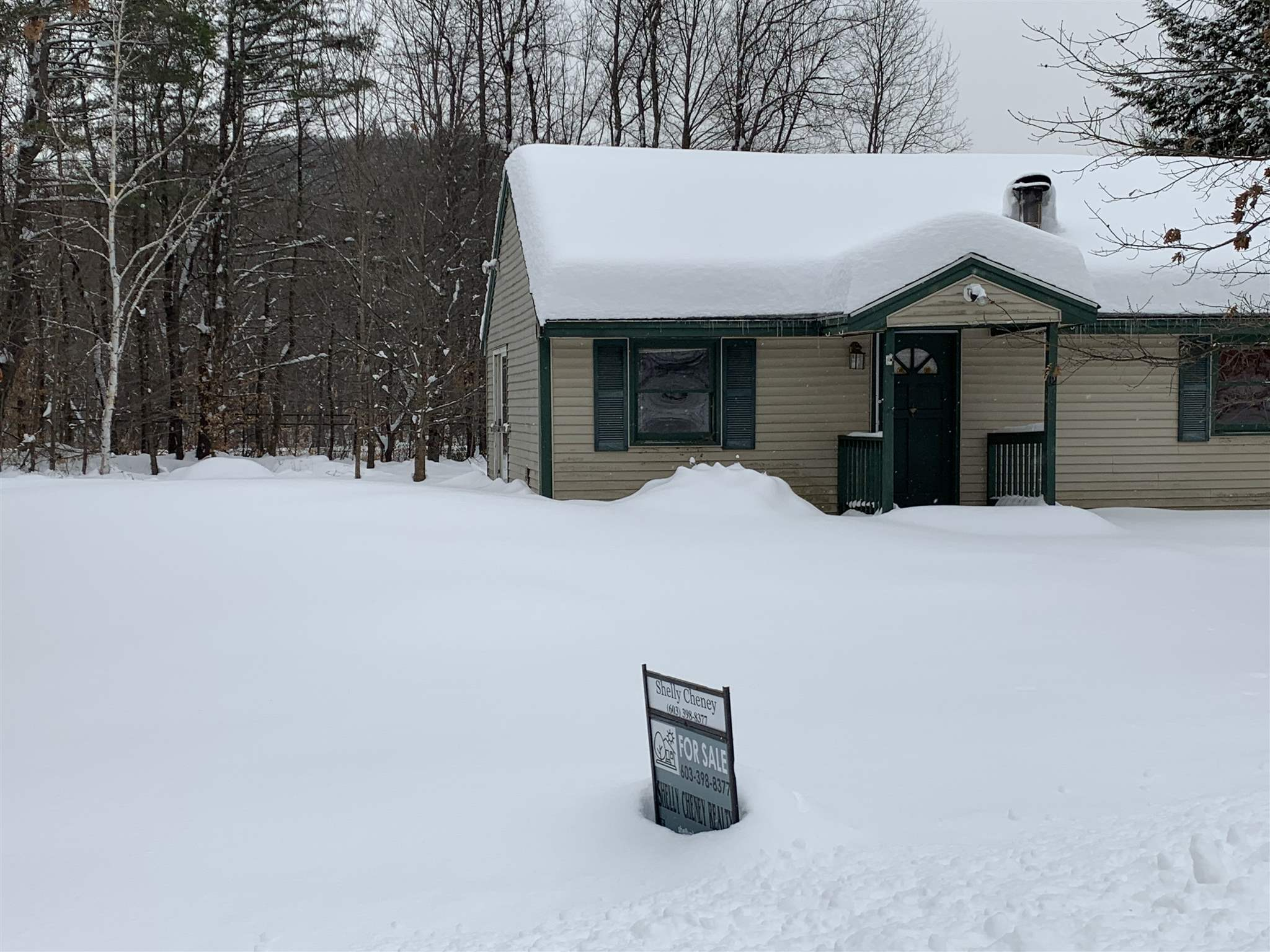 MLS 4834042: 12 Old Town Road, Hill NH