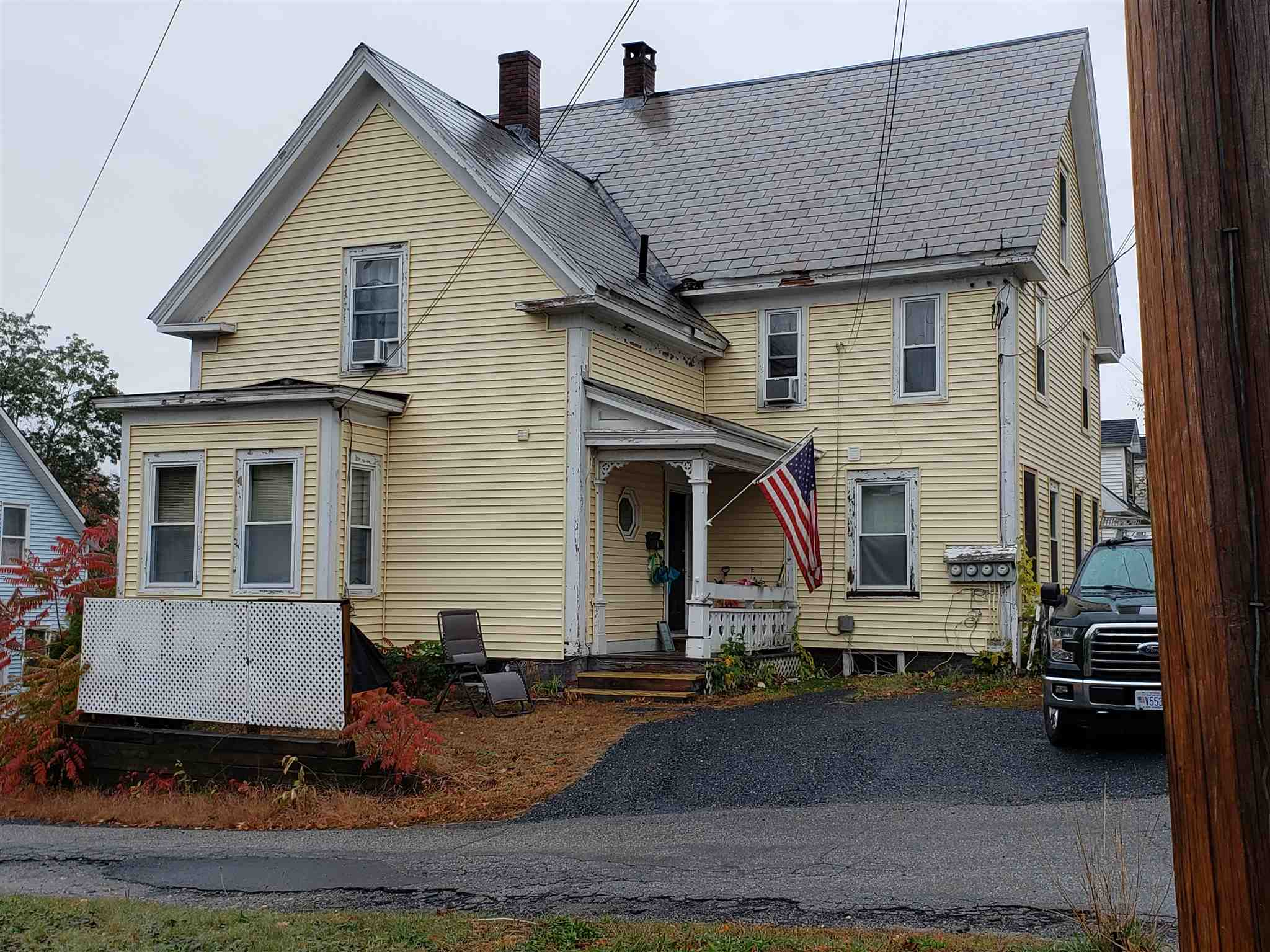 Multi Family in Claremont NH