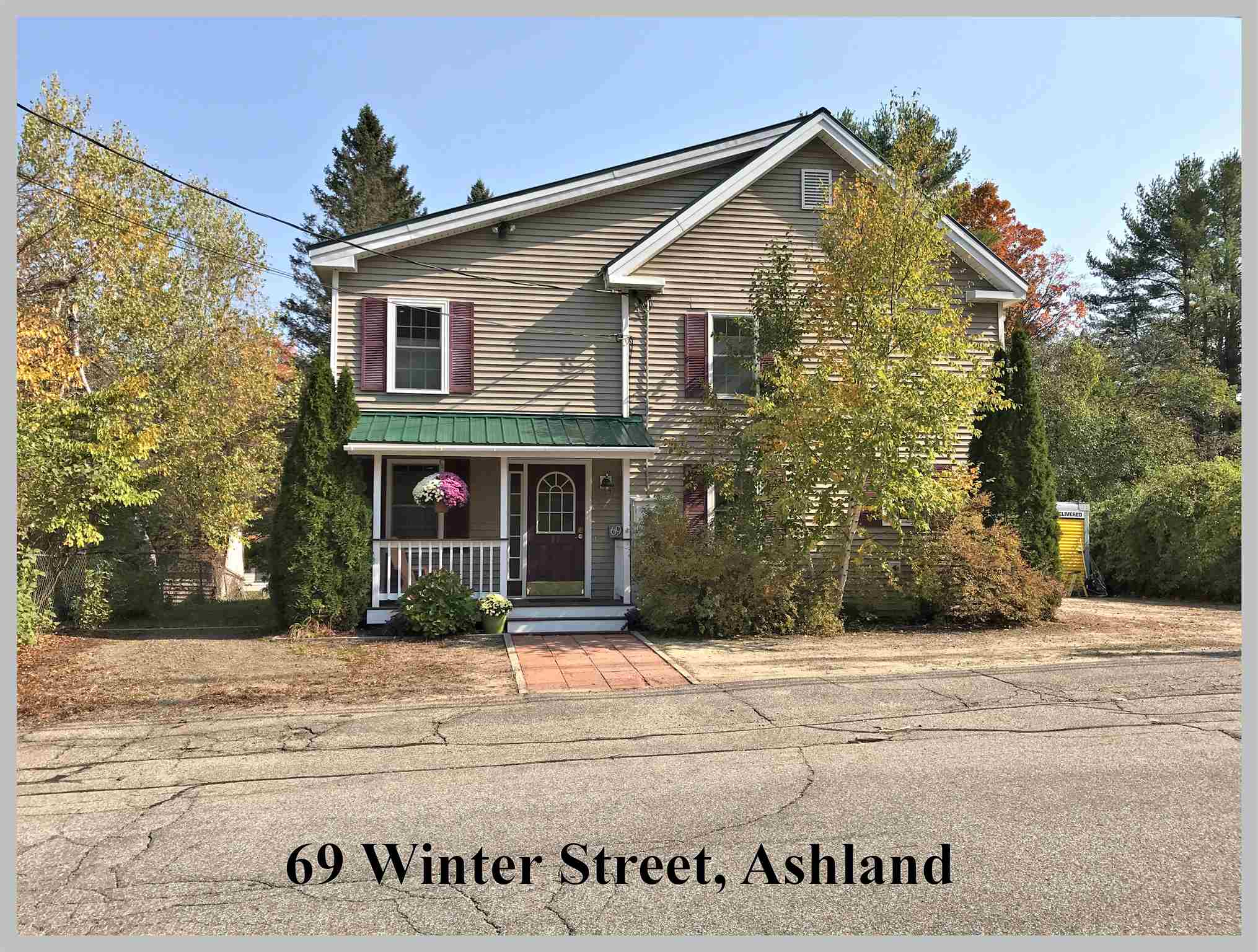 MLS 4834649: 69 Winter Street, Ashland NH