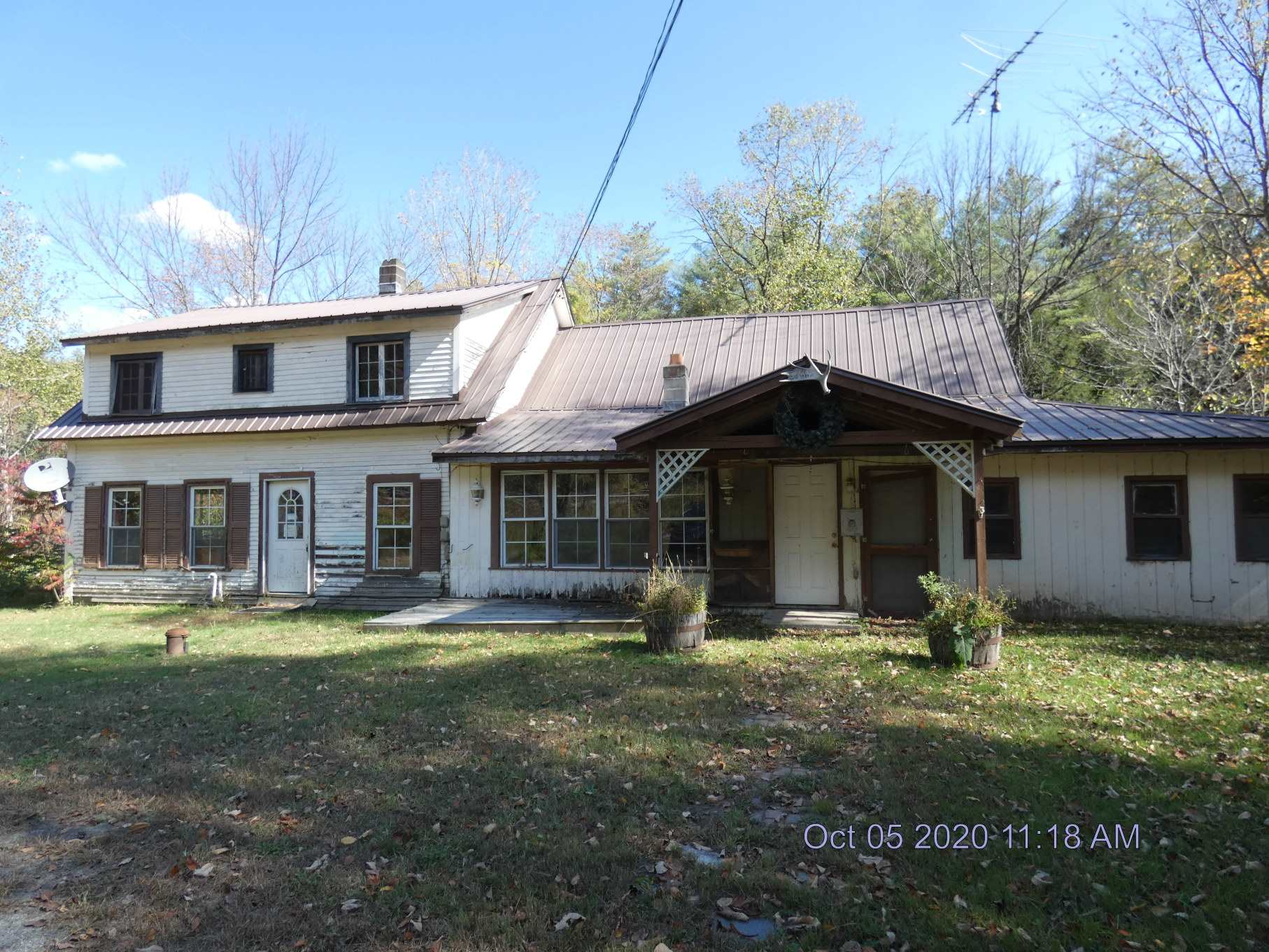Weathersfield VT 05151Home for sale $List Price is $103,900