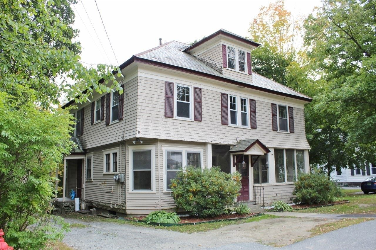 Springfield VT 05156 Home for sale $List Price is $119,900