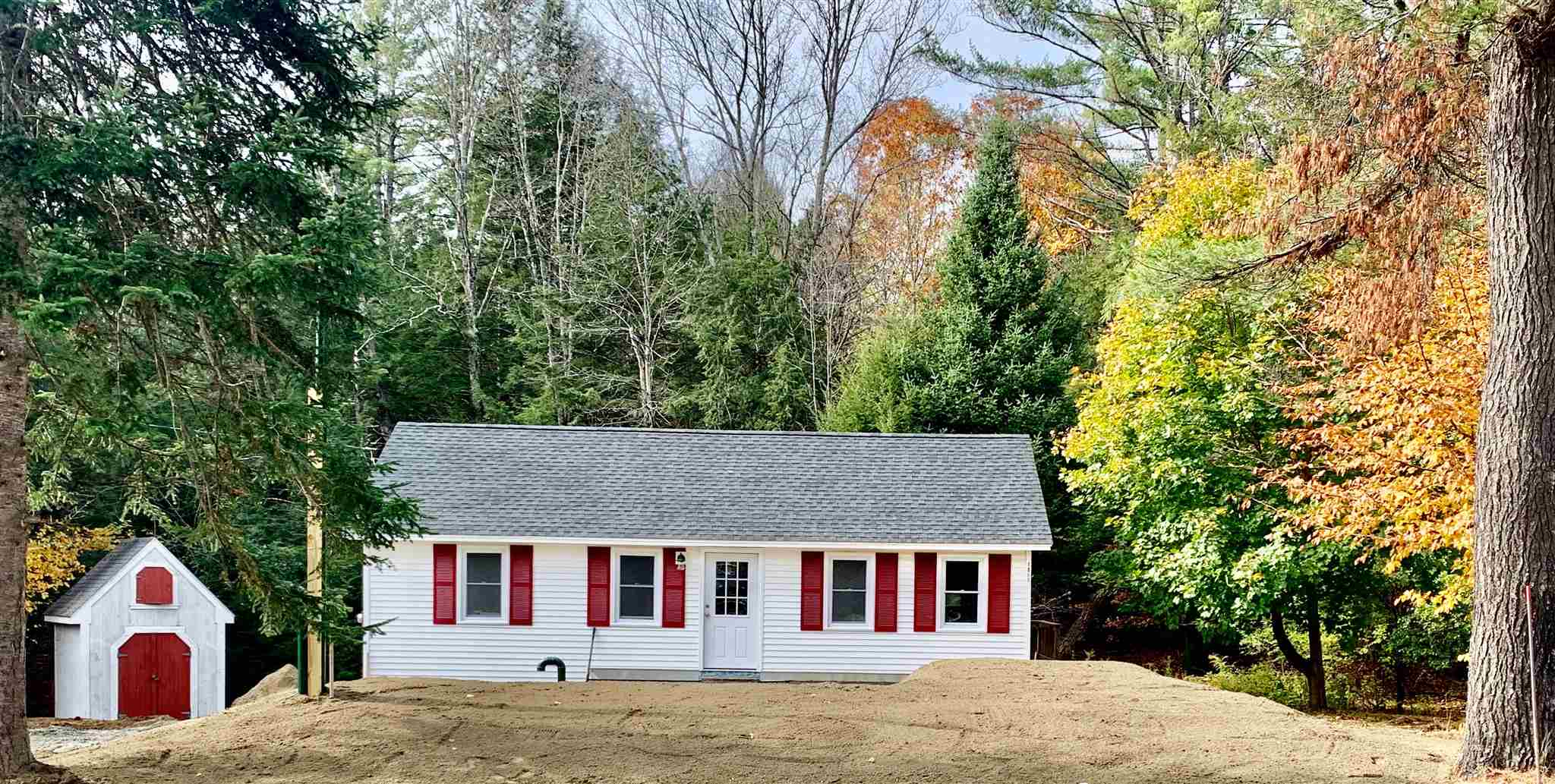 image of Plainfield NH Home   sq.ft. 720
