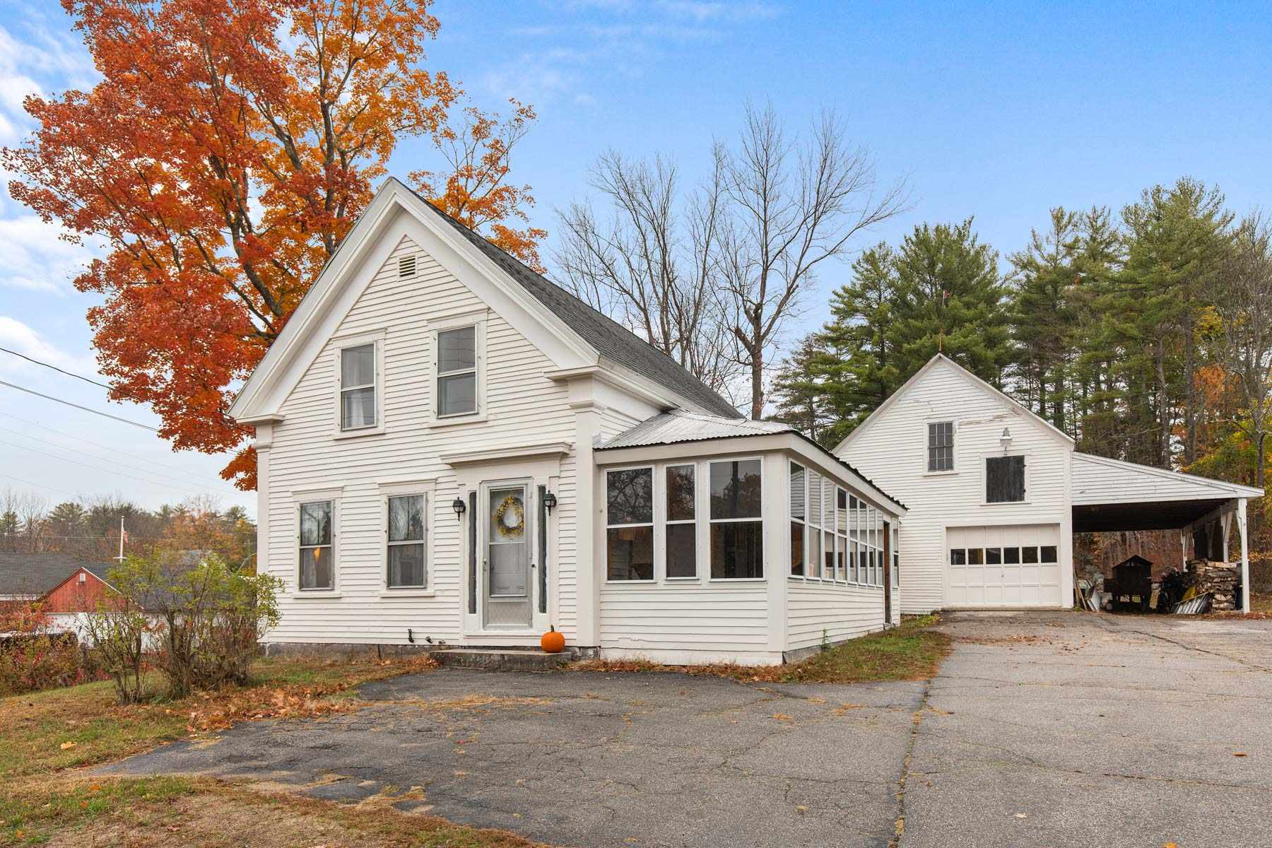 VILLAGE OF UNION IN TOWN OF WAKEFIELD NHHomes for sale