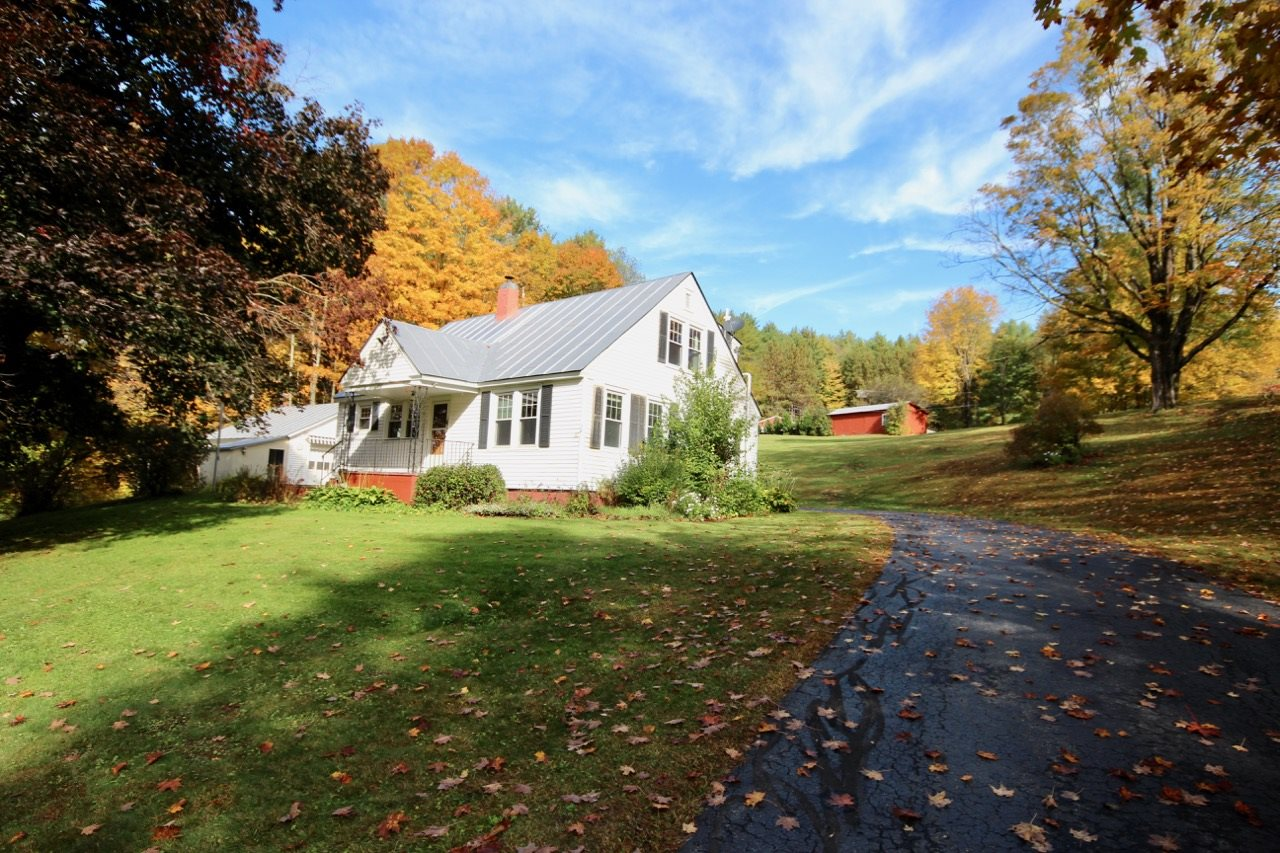Hartland VT 05048 Home for sale $List Price is $269,000