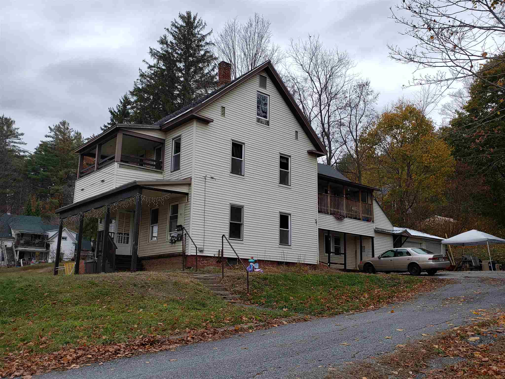 Claremont NH 03743 Multi Family for sale $List Price is $158,000