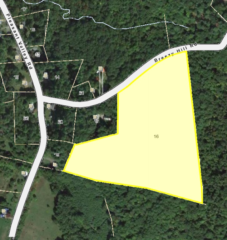Springfield VT 05156Land for sale $List Price is $45,700