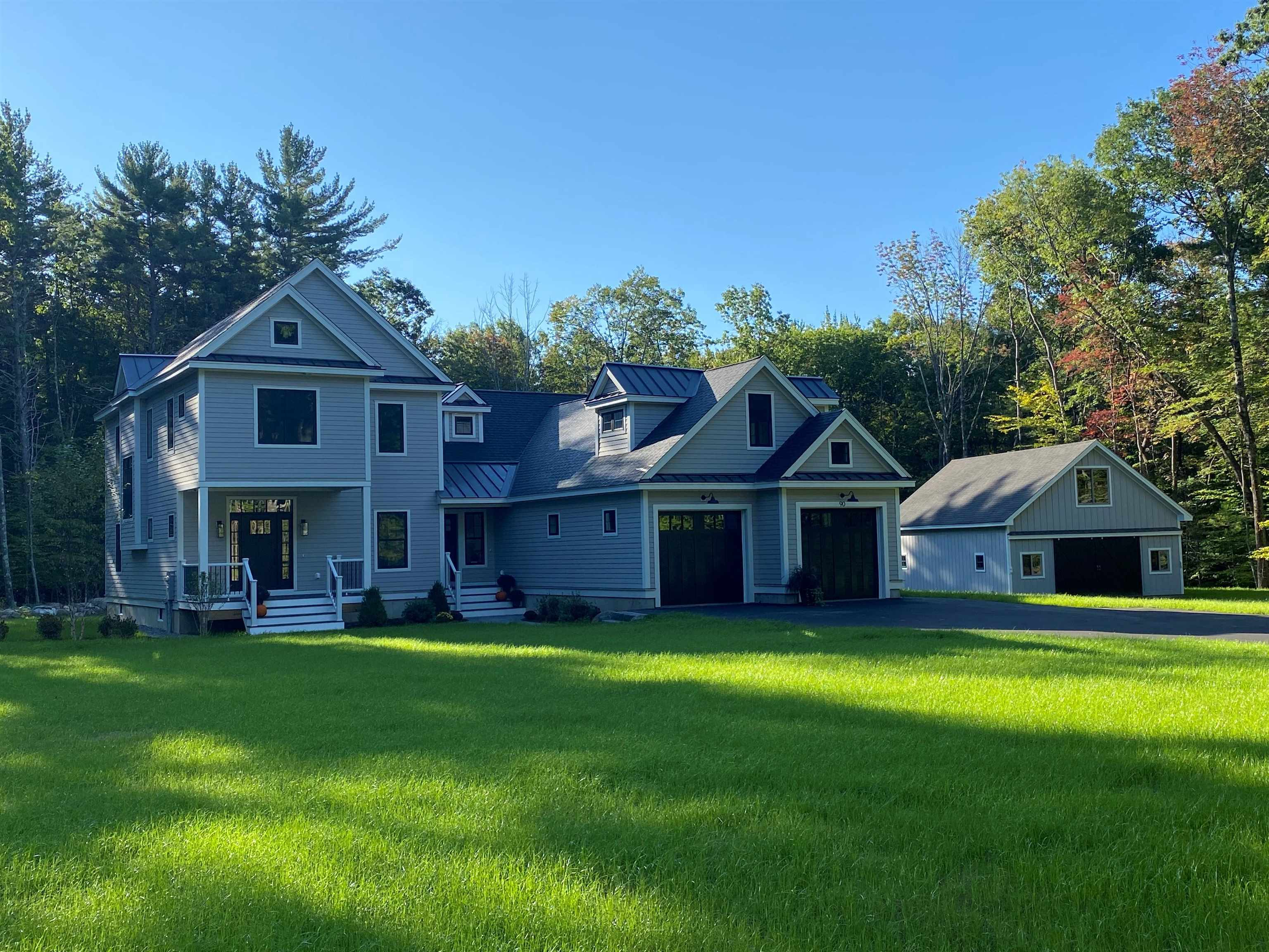 Photo of 90 Blueberry Hill Lane Gilford NH 03249