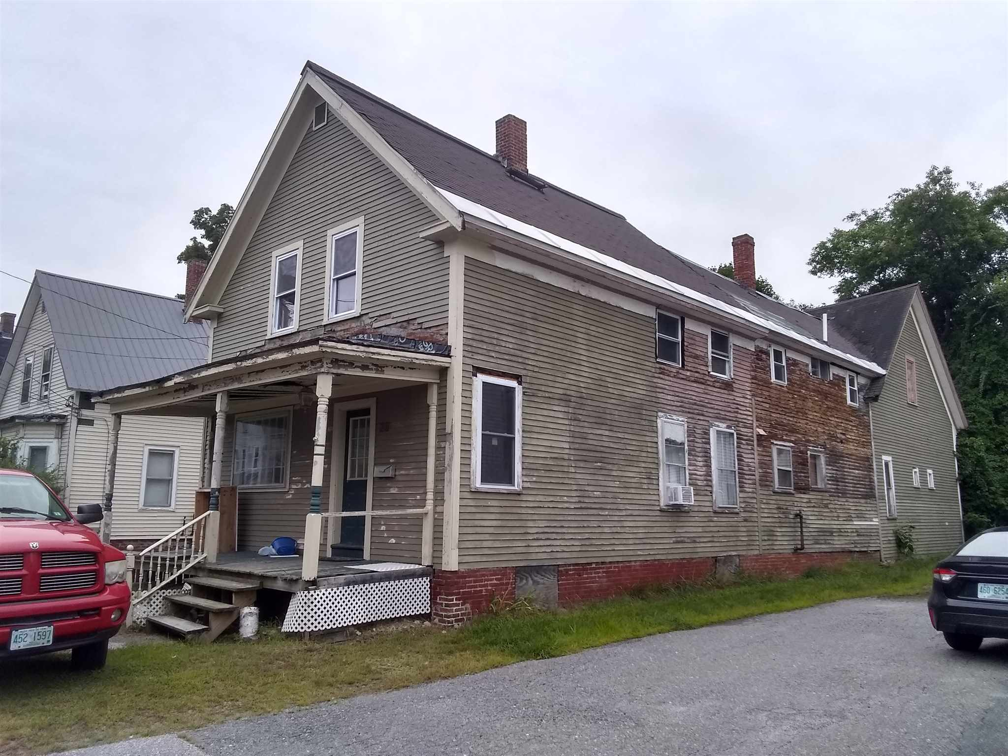 Newport NH 03773 Multi Family for sale $List Price is $45,000